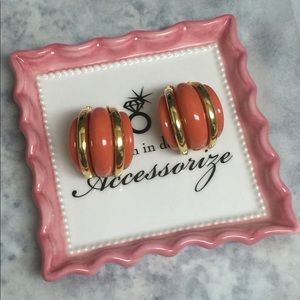 Vintage Kenneth J Lane Earrings